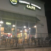 Photo taken at Tropical Smoothie Cafe by Lola M. on 1/17/2013