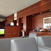 Photo taken at Admirals Club by Chris B. on 6/8/2014