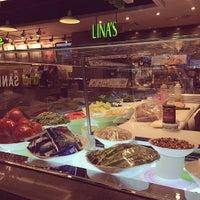 Photo taken at LINA'S by Hazel HyunKyung Y. on 5/13/2014