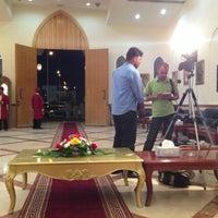 Photo taken at صالة الميلم للافراح - العديلية by Mohammed A. on 9/11/2013