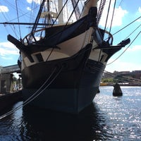 Photo taken at USS Constellation by Brian on 9/24/2012