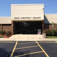 Photo taken at 33rd District Court by Brian J. P. on 8/24/2012