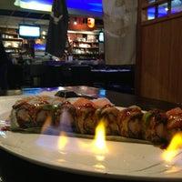 Photo taken at Sushi Japan by Feras S. on 8/23/2013