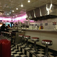 Photo taken at Lori's Diner by Haluska A. on 1/13/2013
