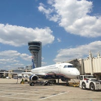 Photo taken at Philadelphia International Airport (PHL) by Nancy T. on 8/16/2013
