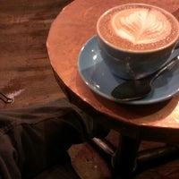Photo taken at Bluebird Coffee Shop by JC on 11/7/2012