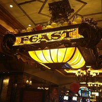 Photo taken at Feast Buffet by Marco V. on 12/24/2012