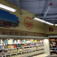 Photo taken at Trader Joe's by Scott R. on 10/7/2012