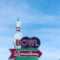 Photo taken at Donelson Bowling Center by Cover N. on 5/19/2016