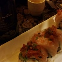 Photo taken at The Islands Sushi and Pupu Bar by Jesse M. on 11/10/2013