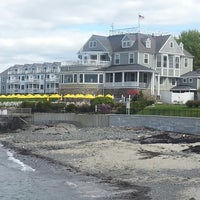 Photo taken at Bar Harbor Inn by Kenneth L. on 5/17/2013