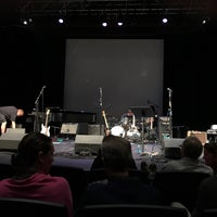 Photo taken at Pollak Theatre by Kenneth L. on 10/30/2016