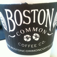 Photo taken at Boston Common Coffee Company by Liz M. on 10/16/2012