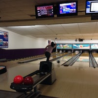 Photo taken at Royal Lanes Bowling Alley by Paul S. on 4/6/2014