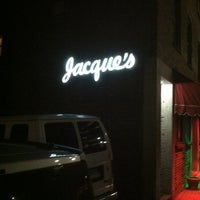 Photo taken at Jacques Cabaret by Liam P. on 3/2/2013