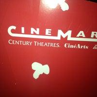 Photo taken at Cinemark Mesa Riverview by Karey B. on 3/9/2013