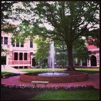 Photo taken at University of Richmond by Priscilla Z. on 6/3/2013