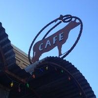Photo taken at Cowpoke Cafe by Jennifer E. on 3/17/2014