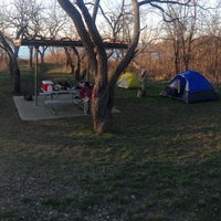 Photo taken at Cedar Hill State Park by Kay A. on 2/3/2013