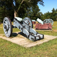 Photo taken at Yorktown Battlefield National Park by Campy's C. on 9/21/2012
