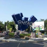 Photo taken at Dunia Fantasi (DUFAN) by Wooo P. on 10/26/2012