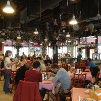 Photo taken at Big Ed's City Market Restaurant by Janet K. on 4/20/2013
