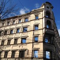 Photo taken at Улица Климашкина by Olga Z. on 3/9/2013