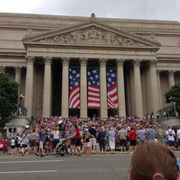 Photo taken at National Archives and Records Administration by Jeremy L. on 7/4/2013