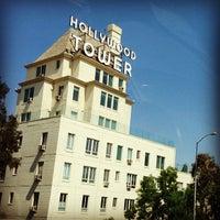 Photo taken at Hollywood Tower by Karen K. on 4/1/2013