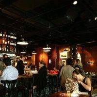 Photo taken at B & B Winepub (Burger & Barrel) by Lee Y. on 6/2/2013