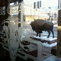 Photo taken at Buffalo Rose Saloon by Hans W. on 2/25/2013