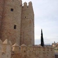 Photo taken at Torre de la Calahorra by Hans W. on 10/19/2013