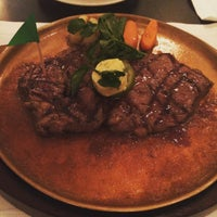 Photo taken at Angus Steak House by Nelson T. on 8/15/2015