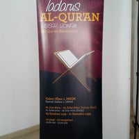 Photo taken at Muzium Kesenian Islam by Mat P. on 6/21/2014
