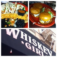 Photo taken at Whiskey Girl by Whiskey G. on 2/23/2013