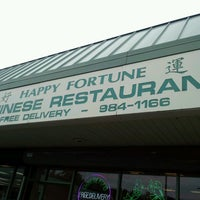 Photo taken at Happy Fortune by Kevin B. on 8/18/2013