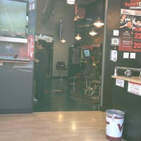 Photo taken at SportClips by Jonathan F. on 9/22/2012