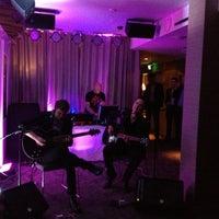 Photo taken at Bläk Members Club by Ancurly on 12/12/2012