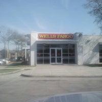 Photo taken at Wells Fargo Bank by Natasha GT J. on 2/15/2013