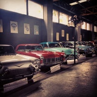 Photo taken at Museo del Automóvil by Cecy on 4/29/2013