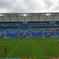 Photo taken at Cbus Super Stadium by Tracy A. on 6/14/2015