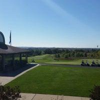 Photo taken at University Ridge Golf Course by Eric R. on 9/23/2014