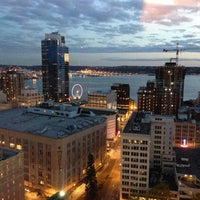 Photo taken at The Westin Seattle by Matthew B. on 5/1/2013