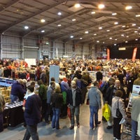 Photo taken at Telford International Centre by Vincent on 11/10/2012