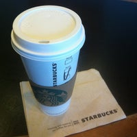 Photo taken at Starbucks by Brian K. on 2/10/2013