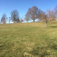 Photo taken at Walnut Hill Park by Donnie D. on 4/12/2015