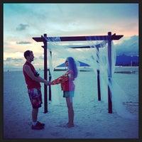 Photo taken at Meritus Pelangi Beach Resort & Spa Langkawi by Julia J. on 8/23/2013