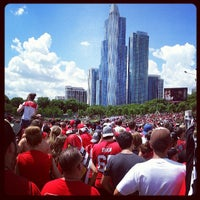Photo taken at Grant Park by Tom N. on 6/29/2013