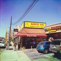 Photo taken at Burrito King by Christian C. on 3/25/2015