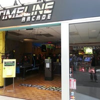 Photo taken at Timeline Arcade by Ricky B. on 10/13/2012